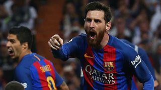 FC Barcelona verdrängt Real Madrid von der Spitze - 3:2 für Messi & Co. im Clásico