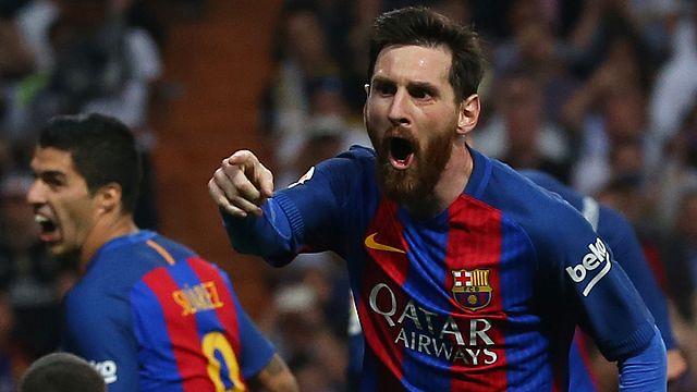 """Messi, 500 golos e um """"Clásico"""""""