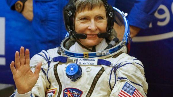 پگی ویتسون، فضانورد زن آمریکایی صاحب رکوردهای متعدد