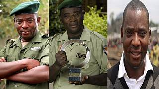 DR Congo: Ex-child soldier turned ranger wins top environment award
