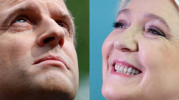 Macron and Le Pen's different economic strategies