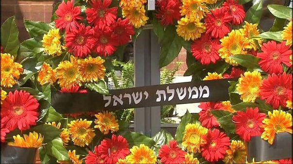 احياء ذكرى ضحايا المحرقة النازية
