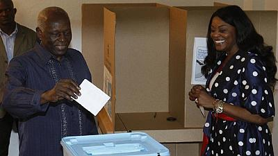Angola awaits outgoing dos Santos' approval for August 23 poll date