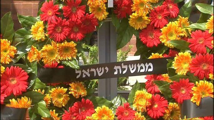 II. Dünya Savaşı'nda öldürülen Yahudiler anıldı