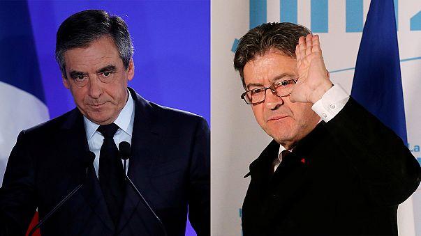 Présidentielle française : la droite et le Parti socialiste à terre