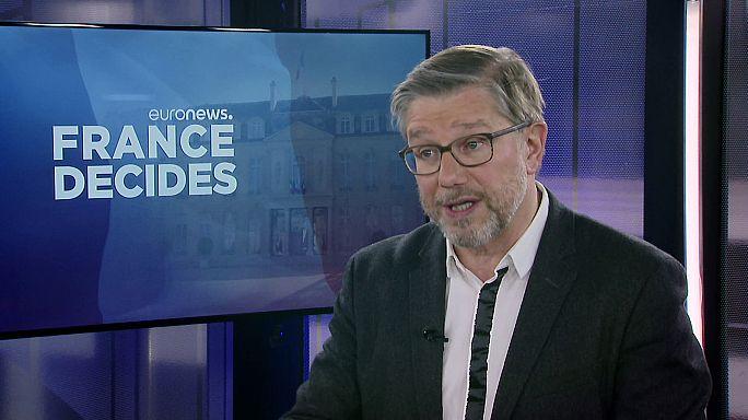 Brüsszel megkönnyebbült a francia elnökválasztás után