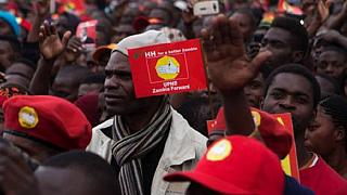 Zambian government accused of trying to frame opposition with arson