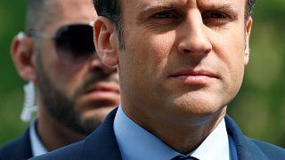 Macron logra el respaldo de la mayoría de la clase política francesa