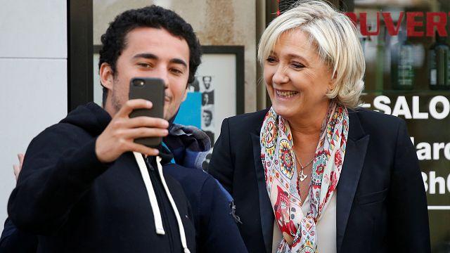 Elenen adayların Le Pen karşıtı çağrıları kadın siyasetçiyi yalnız bıraktı