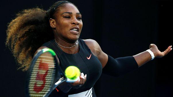 Serena Williams hits back at 'racist' remarks