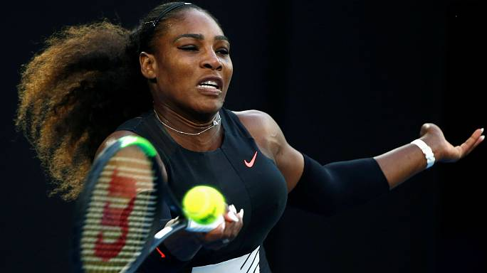 Serena Williams hits back at 'racist' remarks