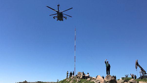 تركيا تقصف مواقع لمقاتلين أكراد بسوريا والعراق