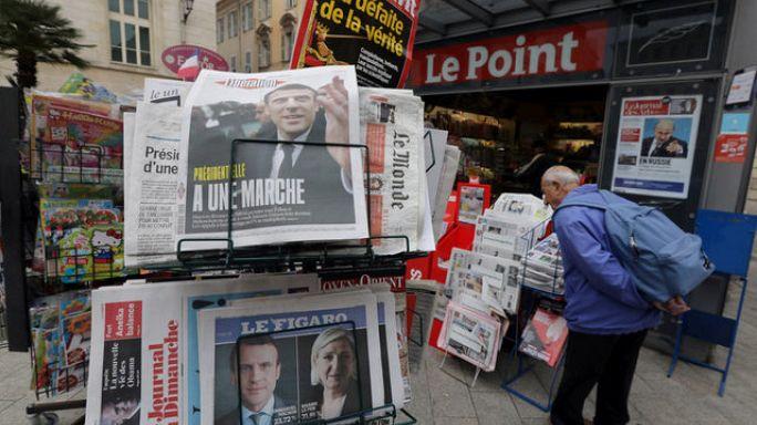 فرنسا في مفترق الطريق قبيل الدورة الثانية لانتخابات الرئاسة