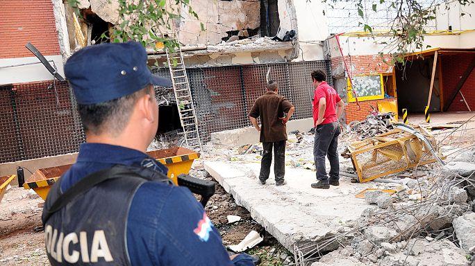 Paraguay'da 'Asrın soygunu'