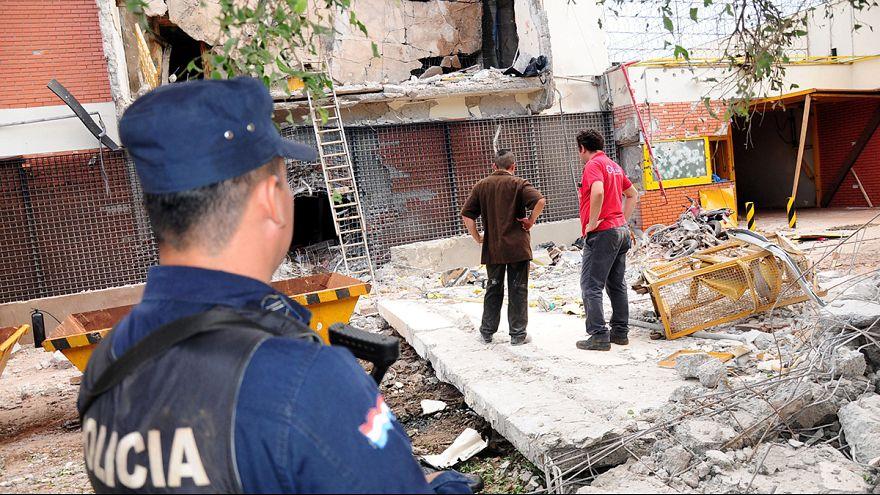 Assalto inédito no Paraguai