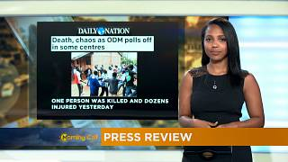 Press Review of April 25, 2017 [The Morning Call]