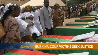 Burkina Faso : Des familles réclament justice [The Morning Call]