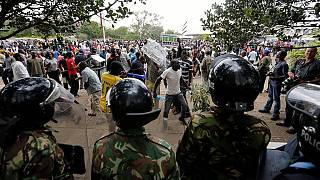 Kenya security chief warns against violence in party nominations