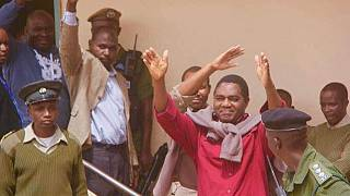 Zambian opposition chief sick in jail, bishops decry 'dictatorial' regime