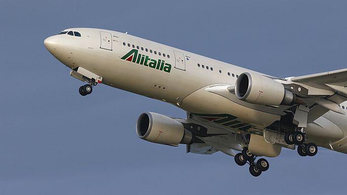 Alitalia çalışanları yeniden yapılandırma planını reddetti