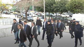Greek court blocks Turkish extradition request