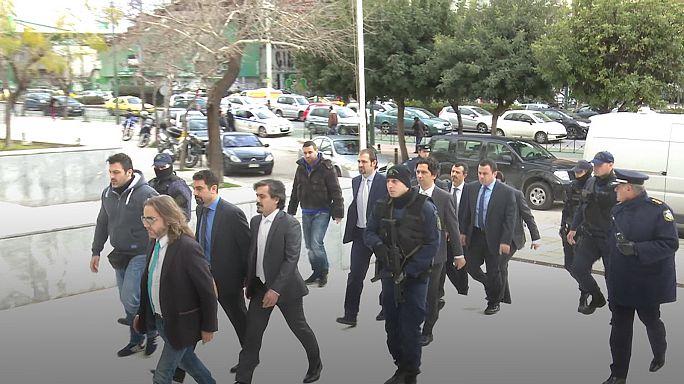 La Justicia griega vuelve a bloquear la extradición de militares turcos