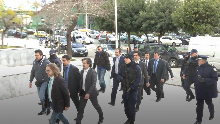 Griechenland lehnt erneut Auslieferung türkischer Soldaten ab