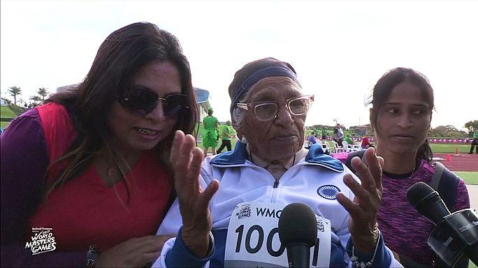 World Masters Games: Goldmedaille im 100-Meter-Lauf mit 101 Jahren