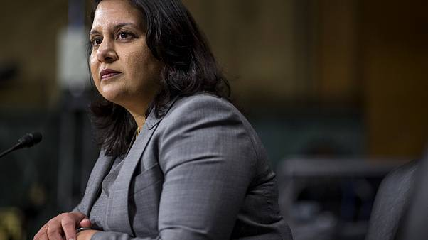 Image: Neomi Rao, nominee for the U.S. circuit judge for the District of Co