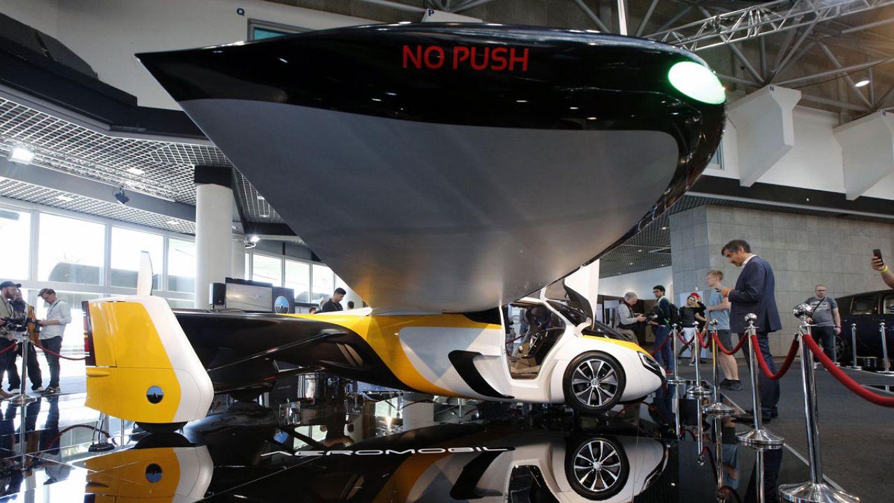 Ψάχνετε αυτοκίνητο; Έρχονται τα «ιπτάμενα»!