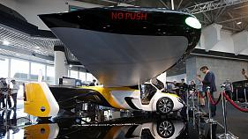 Flying cars now available for pre-order