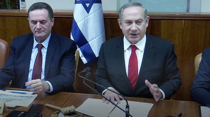 Lemondta a német külügyminiszterrel való találkozóját az izraeli miniszterelnök
