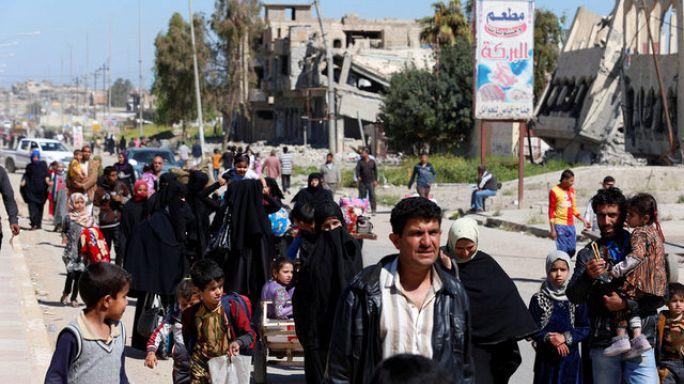 داعش يتحايل على سكان الموصل القديمة ويحول فرحتهم إلى جحيم