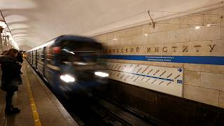 Islamist group claim responsibility for St Petersburg metro attack