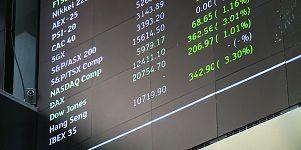 """Ринкові показники """"танцюють"""" в зеленій зоні"""