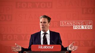 British election: Labour offers Brexit pledge on EU nationals