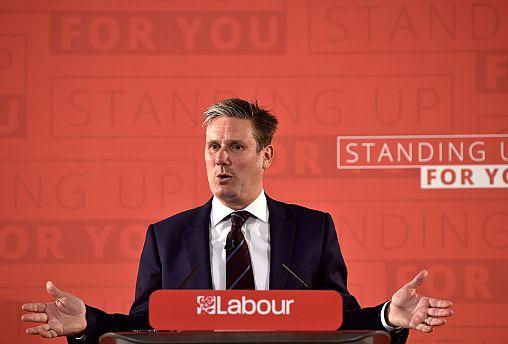 British election: Labour offers Brexit pledge on EU nationals