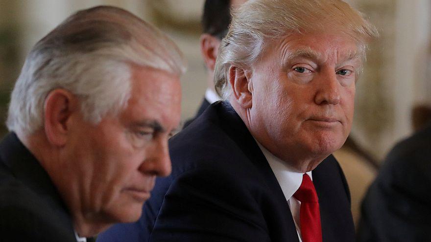 Die Neue an Trumps und Tillersons Seite: Heather Nauert (47)