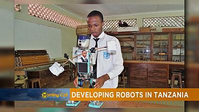 La fabrication des robots connaît une évolution en Afrique [Hi-Tech]