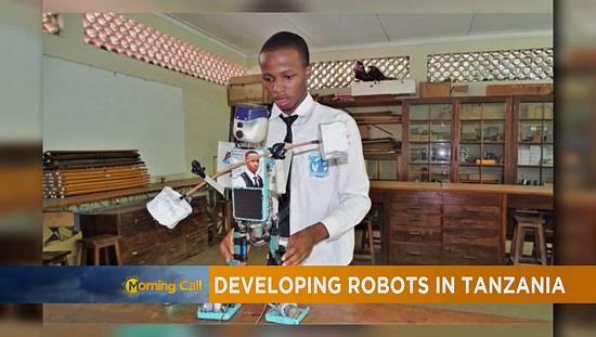 Robot development in Africa taking shape [Hi-Tech]