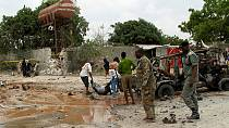 Somalia executes four suspected al Shabaab fighters behind 2016 blasts