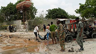 Somalia executes four suspected al Shabaab fighters behind 2016 blasts