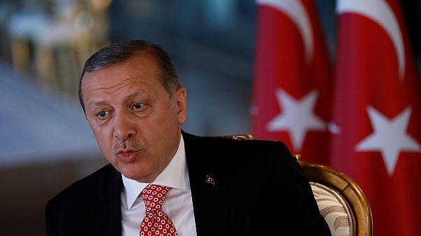 Cumhurbaşkanı Erdoğan: Avrupa Birliği dağılma sürecine girmiştir