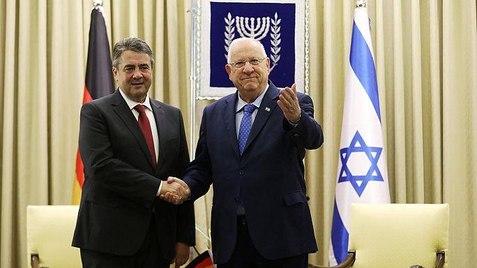 Diplomáciai feszültség Németország és Izrael között