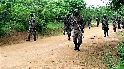 Retrait des forces de la CEDEAO — Bissau
