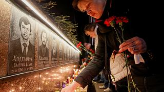 Gedenken an die Reaktorkatastrophe von Tschernobyl