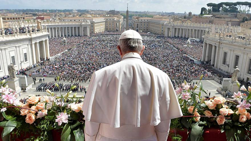 Pope's TED talk calls for humility