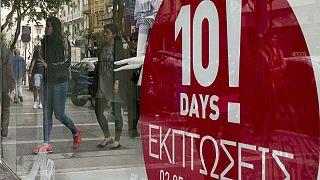 Ελλάδα: Ξεκινούν στις 2 Μαΐου οι εαρινές ενδιάμεσες εκπτώσεις
