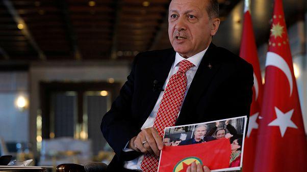 إردوغان يريد إعادة النظر في مسألة انضام تركيا لأوروبا