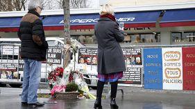 Ten arrested in probe of 2015 Paris deli attack